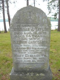 Eleaner Jane Taylor