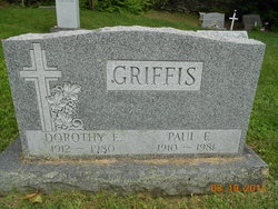 Dorothy E. Griffis