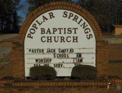 Poplar Springs Church Cemetery