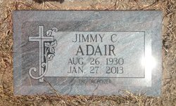 Jimmy Connor Adair