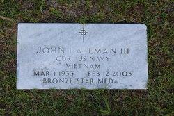 John Iverson Allman, III