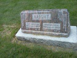 Amy Maria <i>Johnson</i> Bright