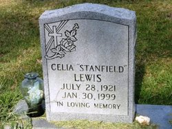 Celia <i>Stanfield</i> Lewis