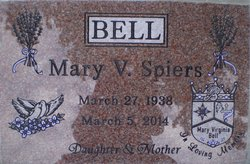 Mary Virginia <i>Spiers</i> Bell