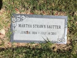 Martha <i>Pinkston</i> Sautter