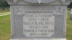 Jens Olson Aarhus Fossum