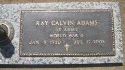 Raymond Calvin Adams