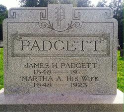 Martha A. <i>Yates</i> Padgett