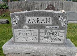 Beatrice <i>Sharp</i> Karan