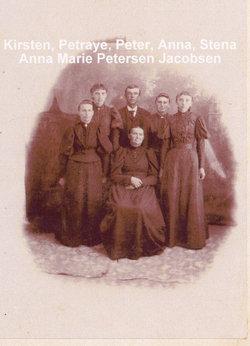 Anna Marie <i>Thompson</i> Petersen
