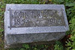 John T. Kidwell