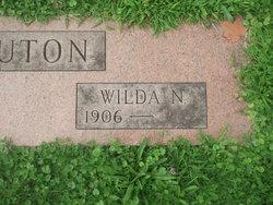 Wilda Nettie <i>Brown</i> Luton