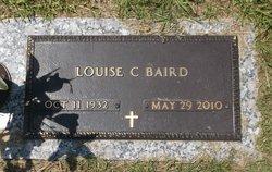 Mary Louise <i>Christmas</i> Baird