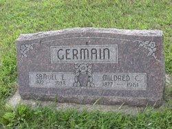 Mildred Charlotte <i>Sholes</i> Germain