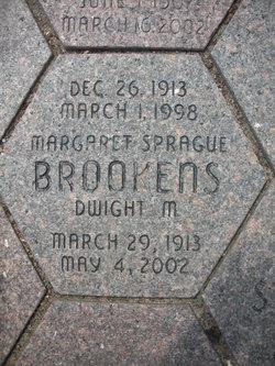Margaret Sprague Brookens