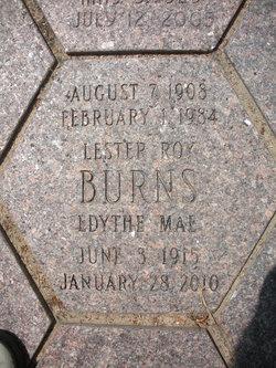 Lester Roy Burns