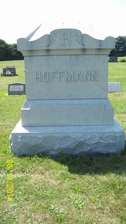 Augusta <i>Fricke</i> Hoffman
