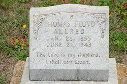 Thomas Floyd Allred, Sr
