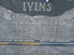 Virginia Mae <i>Woodhouse</i> Ivins