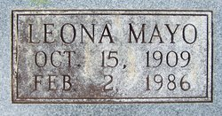 Leona <i>Mayo</i> Cornelius