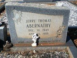 Jerry Thomas Abernathy