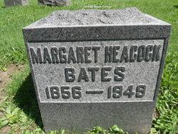 Margaret <i>Heacock</i> Bates