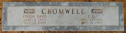 Freida <i>Davis</i> Cromwell