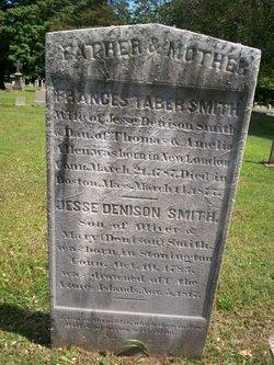 Frances Taber <i>Allen</i> Smith