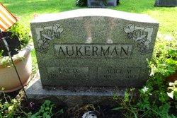Alice Marie <i>Sylvester</i> Aukerman