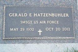 Gerald Earl Hatzenbuhler