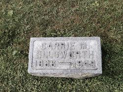 Carrie Melvina <i>Cobb</i> Ellsworth