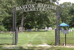 Barton First Baptist Church Cemetery