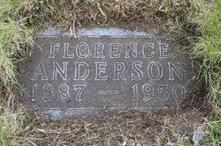 Florence Ellen <i>Grover</i> Anderson