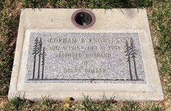 Gorham B. Knowles