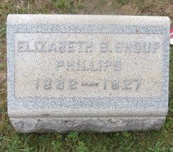 Elizabeth Lizzie <i>Shoup</i> Phillips