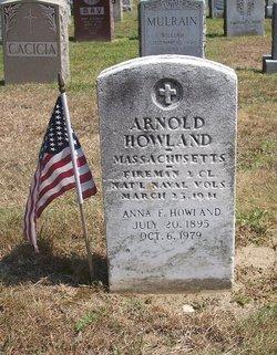 Anna F. <i>McGuire</i> Howland