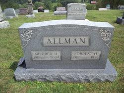 Forrest O Allman