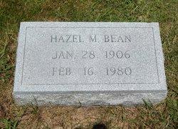 Hazel M. <i>Haskell</i> Bean