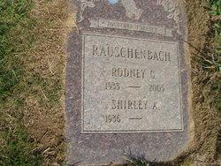Rodney G. Rod Rauschenbach