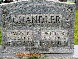 Willie Georgia <i>Kilpatrick</i> Chandler