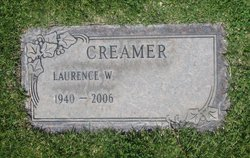 Laurence W. Larry Creamer