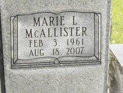 Marie Linda <i>McAllister</i> Inman