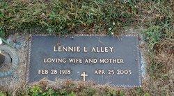 Lennie Leona <i>Hanks</i> Alley