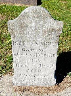 Isabelle Agnes Hobkirk