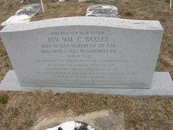 Rev William C. Baxley