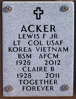 Lewis Franklin Acker, Jr