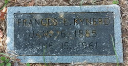 Frances Ellen <i>Beaver</i> Kynerd