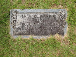 Lela <i>Kilpatrick</i> Chandler