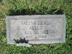 Salina <i>Lewis</i> Aylor