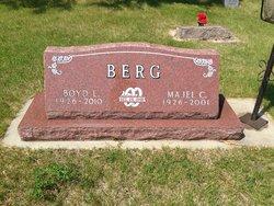 Majel Caroline <i>Keck</i> Berg